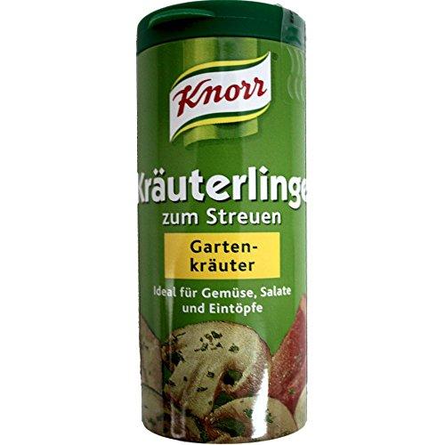 Knorr Garden Herbs Seasoning Mix (Knorr Kräuterlinge Gartenkräuter), 2.1oz (60g) ()