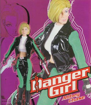 Models Campbell Scale (Danger Girl Abbey Chase 12