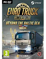 Euro Truck Simulator 2: Beyond the Baltic Sea (Add-On) (PC DVD)