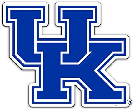 Small, 2 Pack NCAA Kentucky Wildcats Car Magnet UK