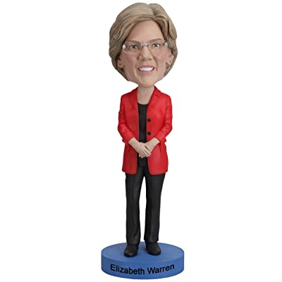 Royal Bobbles Elizabeth Warren Bobblehead: Toys & Games