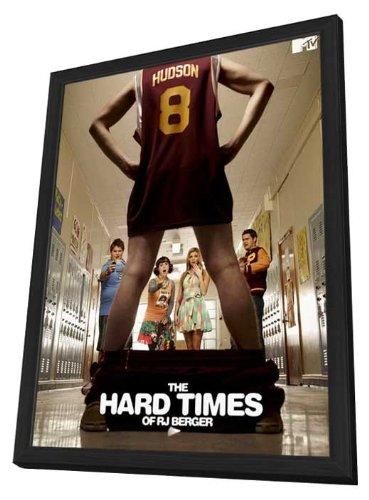 The Hard Times of RJ Berger  - 27 x 40 Framed TV Poster