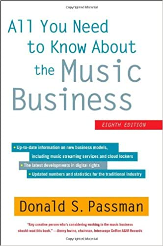 amazon com all you need to know about the music business eighth edition 8601419618507 donald s passman books