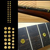 Fretboard Markers Inlay Sticker Decals for Guitar and Bass - Custom Dots Set-OC