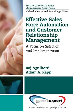articles on sales force automation