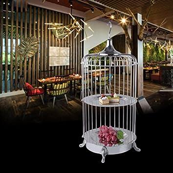 Edelstahl Hotel Western Cafe Kafig Snack Kuchen Dessert Sushi Essen