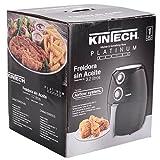 Kintech Depp Air Fryer 3.2 QT, Electric Hot Air