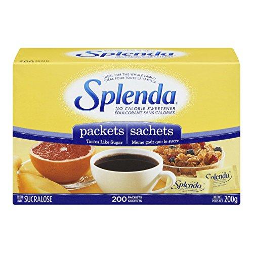 Splenda No Calorie Sweetener Packets ()