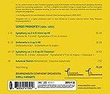 Prokofiev: Symphonies Vol.2 - Nos.1-2, Sinfonietta, Autumn Sketch