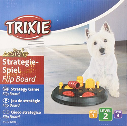 51N3JFyKMpL - Trixie Pet Products Flip Board, Level 2