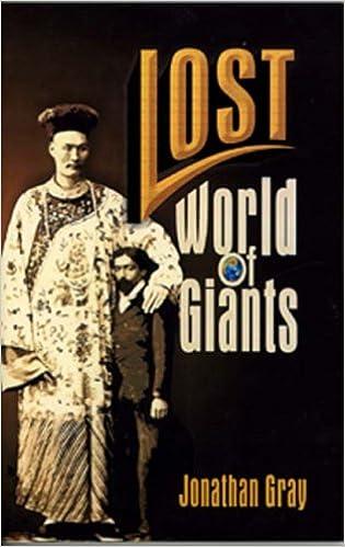 Lost World Of The Giants por Jonathan Gray epub