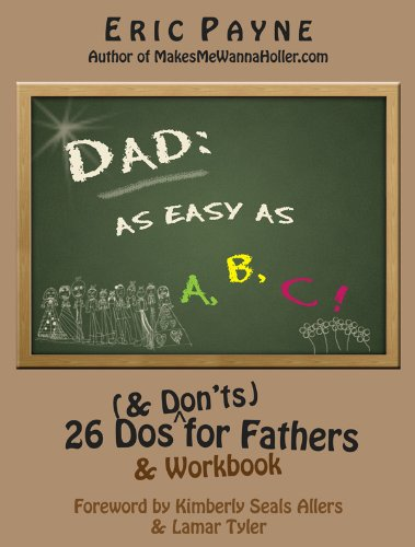 DAD: As Easy As A, B, C: 26 Dos & Don'ts For Fathers - Dos Seal