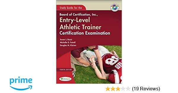 Study Guide for the Board of Certification, Inc., Entry-Level ...