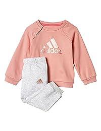 adidas Kid's Badge of Sport Jogger Set