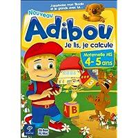 Adibou 4 Je Lis Je Calcule 4-5 ans (vf)