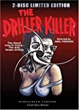 Driller Killer / The Early Short Films of Abel Ferrara cover.