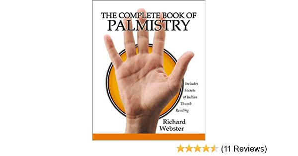 Amazon com: The Complete Book of Palmistry: Includes Secrets