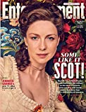 Entertainment Weekly Magazine (October 12, 2018) Outlander Caitriona Balfe Claire Fraser Cover 2 of 3