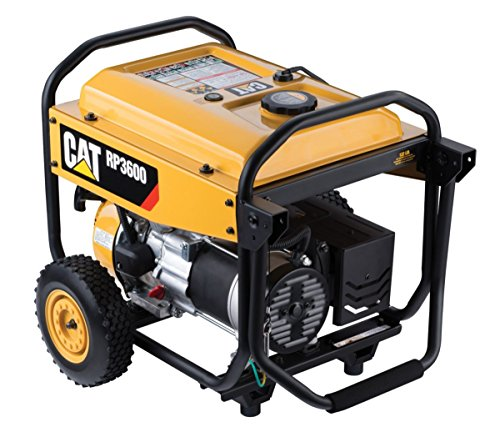 Cat Running Watts 4500 Starting Watts Gas Powered Portable