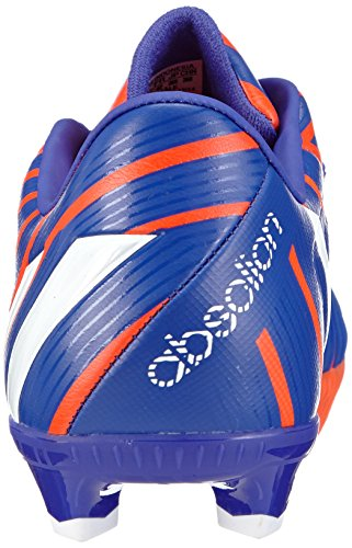 adidas Performance - Predator Absolion Instinct Firm Ground, Scarpe da Calcio da Uomo Multicolore (Mehrfarbig (Solar Red/Ftwr White/Night Flash S15))