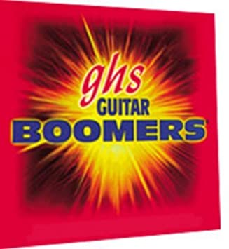 Amazon.com: CUERDAS GUITARRA ELECTRICA - Ghs (Gbul) Ultra Lite/Boomers (Juego Completo 008/038E): Musical Instruments