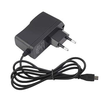 Adaptador de Cargador de Micro USB Universal de Enchufe de ...
