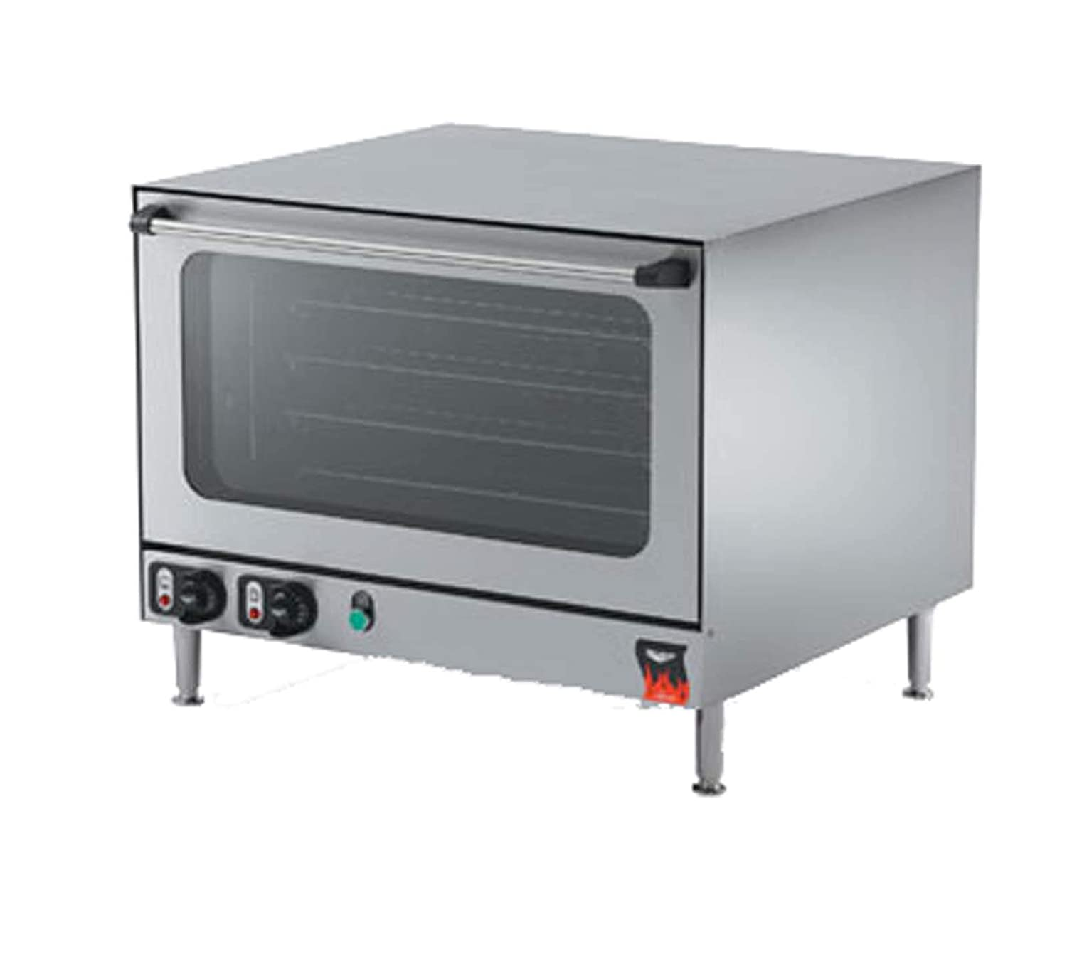 Vollrath 40702 32-15 16 Full-Size Electric Countertop Convection Oven – Cayenne Ser