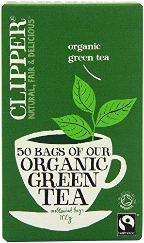 Clipper Teas - Green Tea - Organic Green Tea - 100g - Clipper Green Tea