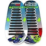 DIAGONAL ONE No Tie Shoelaces Image