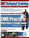 img - for EMT National Training Emergency Medical Responder, EMR Practice Questions book / textbook / text book