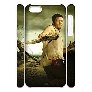 C-EUR Diy 3D Case The Walking Dead for iPhone 5C by lolosakes