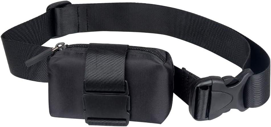 Xpccj GPS Tracker Collar Animal Pastoreo Anti Perdida Bolsa Transmisor GPS Universal Campo Live Tracking Bolsa para Campo Protección Pastoreo