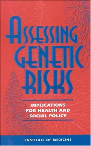 book cover of Assessing Genetic Risks