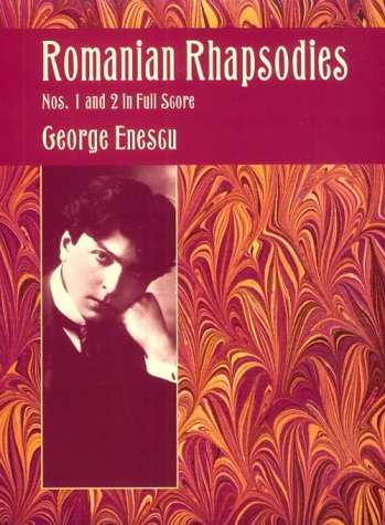 Romanian Rhapsodies Nos - Romanian Rhapsodies Nos. 1 and 2 in Full Score