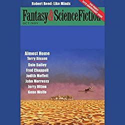 The Best of Fantasy and Science Fiction Magazine, September-November 2003 (Unabridged Selections)