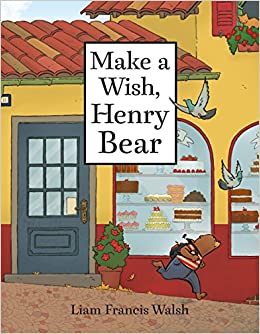 Image result for make a wish henry bear amazon
