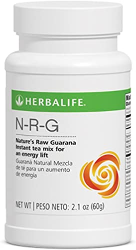 Herbalife N-R-G NATURE S RAW GUARANA, Original, Tea, 2.12oz