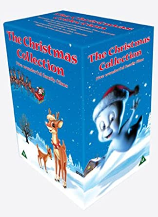 the childrens christmas collection rudolph casper annabelle flight of the reindeer - Annabelle Christmas
