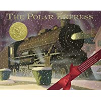 Amazon.com deals on Polar Express 30th Anniversary Edition Hardcover