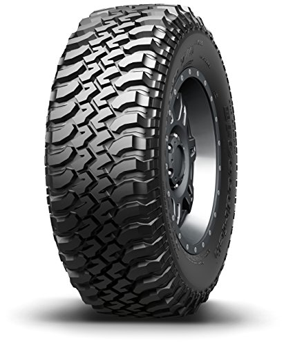 in T/A KM All-Terrain Radial Tire - LT255/75R17/C 111Q ()
