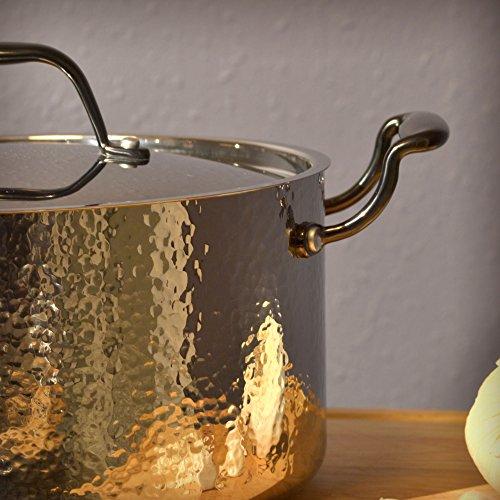 Fleischer & Wolf Seville Series 10pc set - Stainless Steel Cookware Set