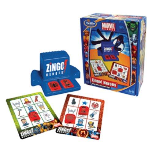 Zingo Marvel Heroes - Bingo with a Super Hero Zing]()