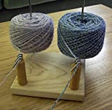 Yarn Pet Duo Ball Cone Holder Knitting Spinning Weaving NKK Nancy's Knit Knacks