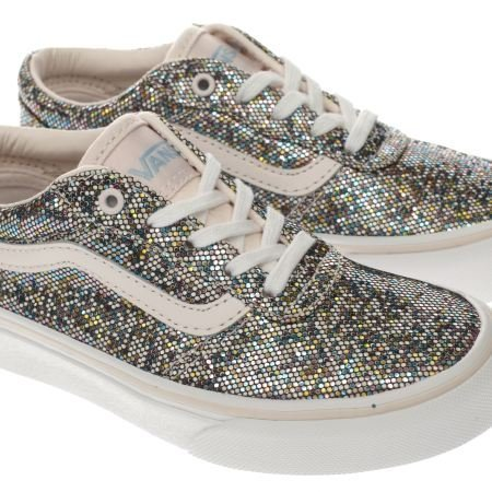 Vans Mädchen My Milton Sneakers Multicolor