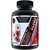 K1NGS BLOOD - Ultra Premium Natural Testosterone Booster Backed By Science and Innovation - Includes Key Ingredients Including KSM-66, Primavie Shilajit, And EuryGold Tongkat Ali - 30 Servings