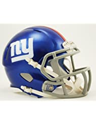 New York NY Giants Riddell Speed Mini Football Helmet - New in Riddell Box
