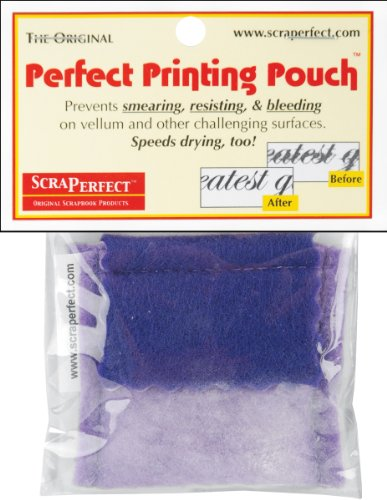 (Scraperfect Perfect Crafting Pouch, The Little Pouch)