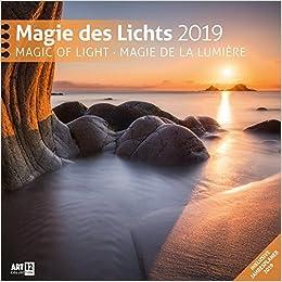 Magie Des Lichts 2019 Broschürenkalender por Ackermann Kunstverlag