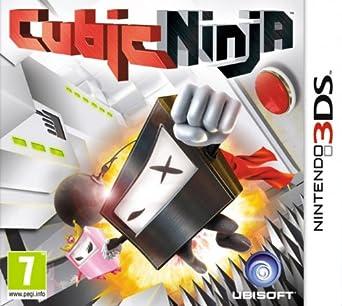 Amazon.com: 3DS - Cubic Ninja - [PAL EU - NO NTSC]: Video Games