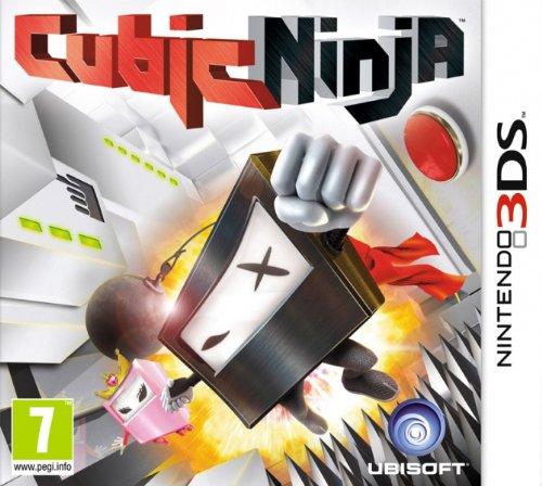 Cubic Ninja [Importación italiana]: Amazon.es: Videojuegos